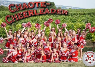 Cheerleader - Freitag, 10.08.2018 - 19.15 Uhr
