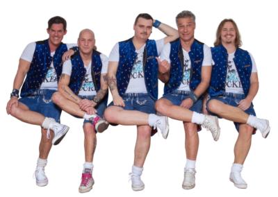 Bayernmän - Sonntag, 12.08.2018 - 11 Uhr