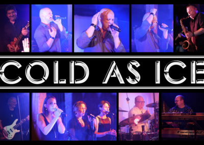 Cold as Ice - Samstag, 11.08.2018 - 20.30 Uhr